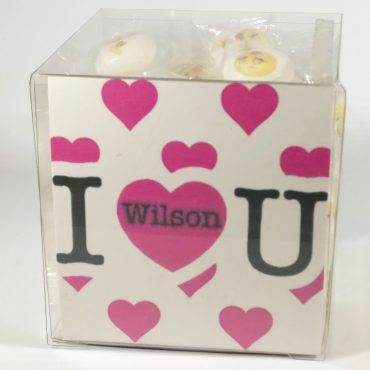 Custom printed sweet gift boxes