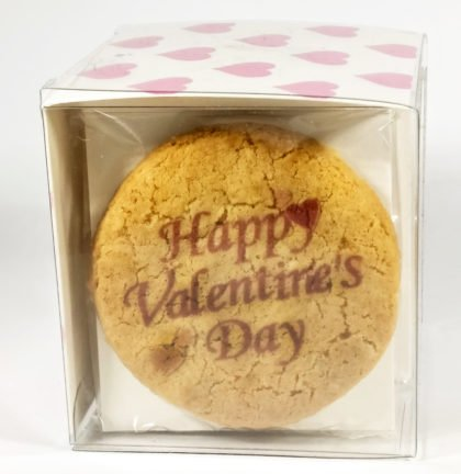 Happy Valentines Cookies Biscuits