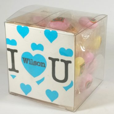 I heart you sweet gift boxes