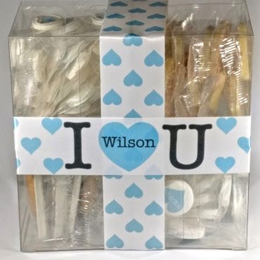Valentine printed sweet gift boxes for Men