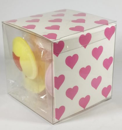 Printed gift boxes for Valentines Day
